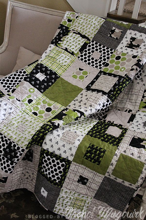 Bella Blvd Fabric Project S Military Max Quilt