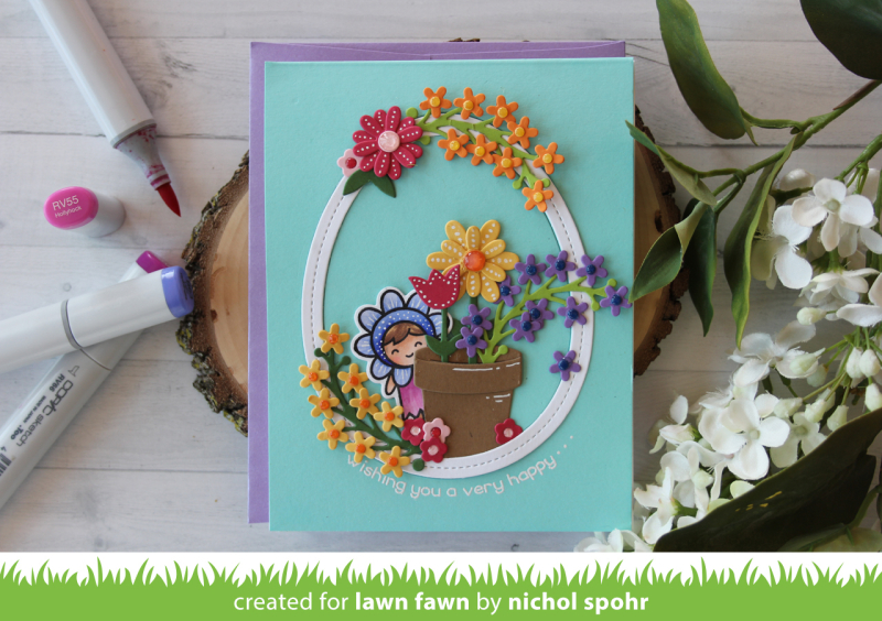 LF_EasterParty_EasterEggFrames_SpringSprig_LittleFlowers1