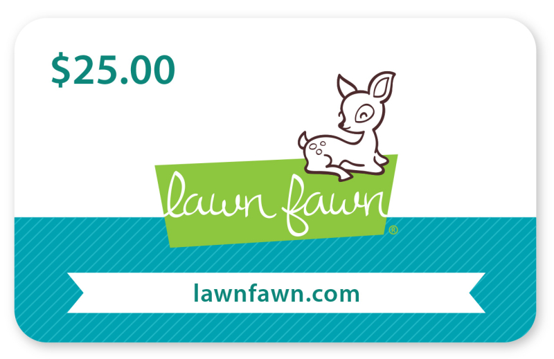 LawnFawn.GiftCertificate25