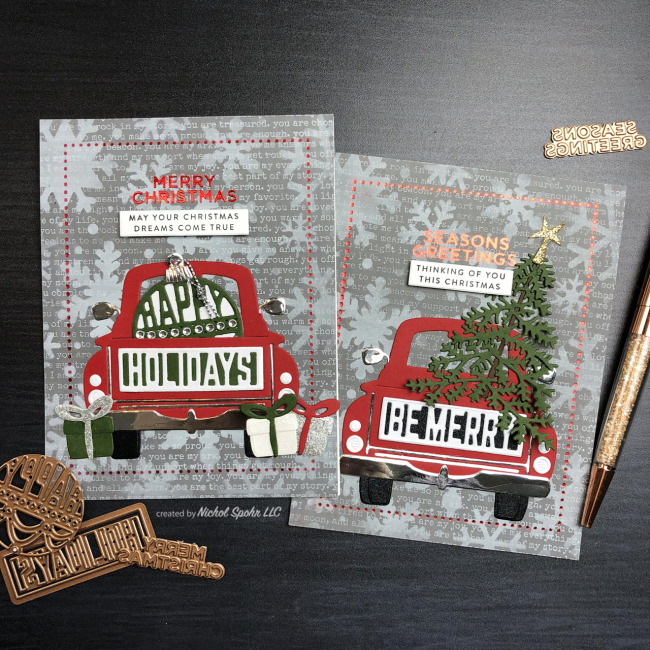 Spellbinders_TruckinChristmasCards_IG1