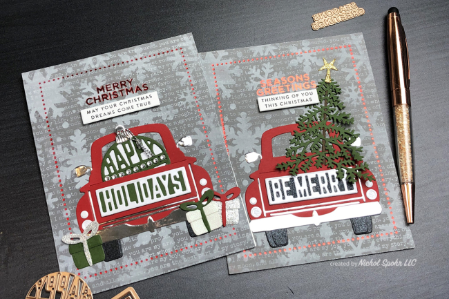 Spellbinders_TruckinChristmasCards_1