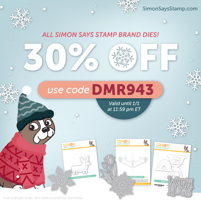30 OFF Simon Brand Die Sale_DieCember 2020_1080-01FINAL