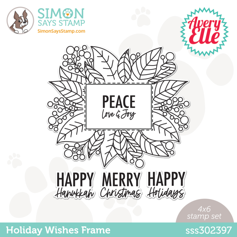 Sss302397_HolidayWishesFrame_Stamps_Store-1